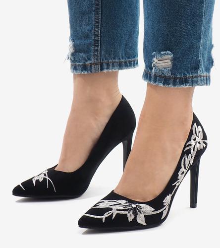 Białe sneakersy z niebieskimi wstawkami Chill
