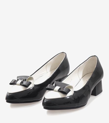 Czarne obuwie sportowe wsuwane Mulberry
