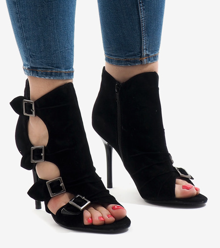Szare damskie buty sportowe Fifth Avenue